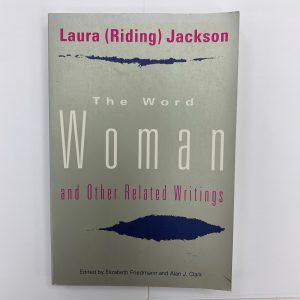 The Word Woman front cover