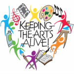 Keeping the Arts Alive logo