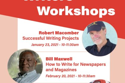 Advertising adult writer workshops