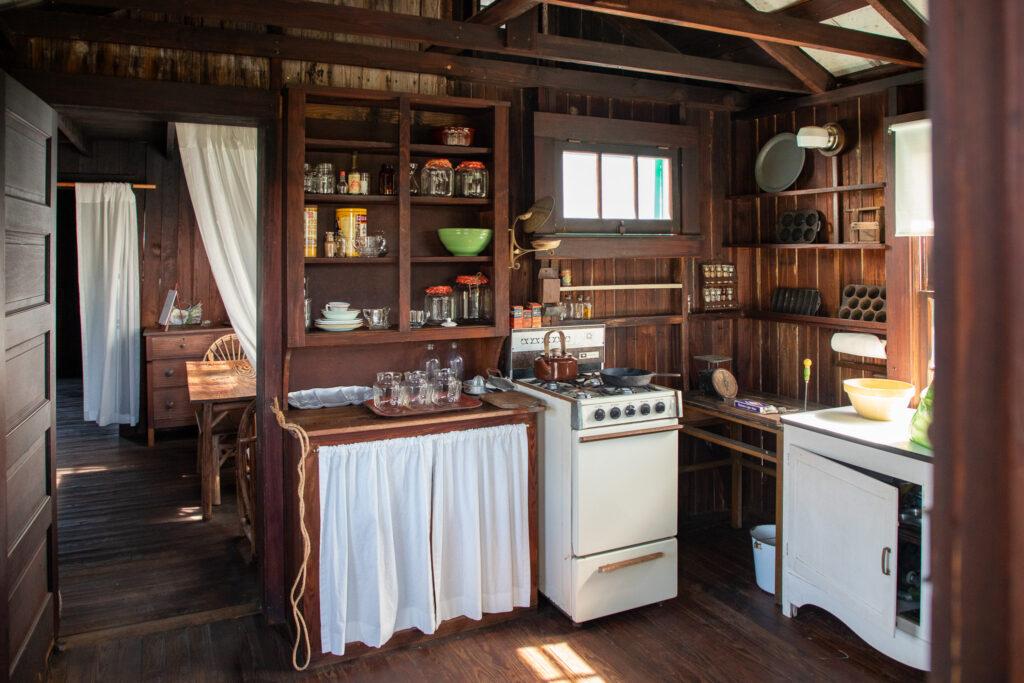 cracker house kitchen