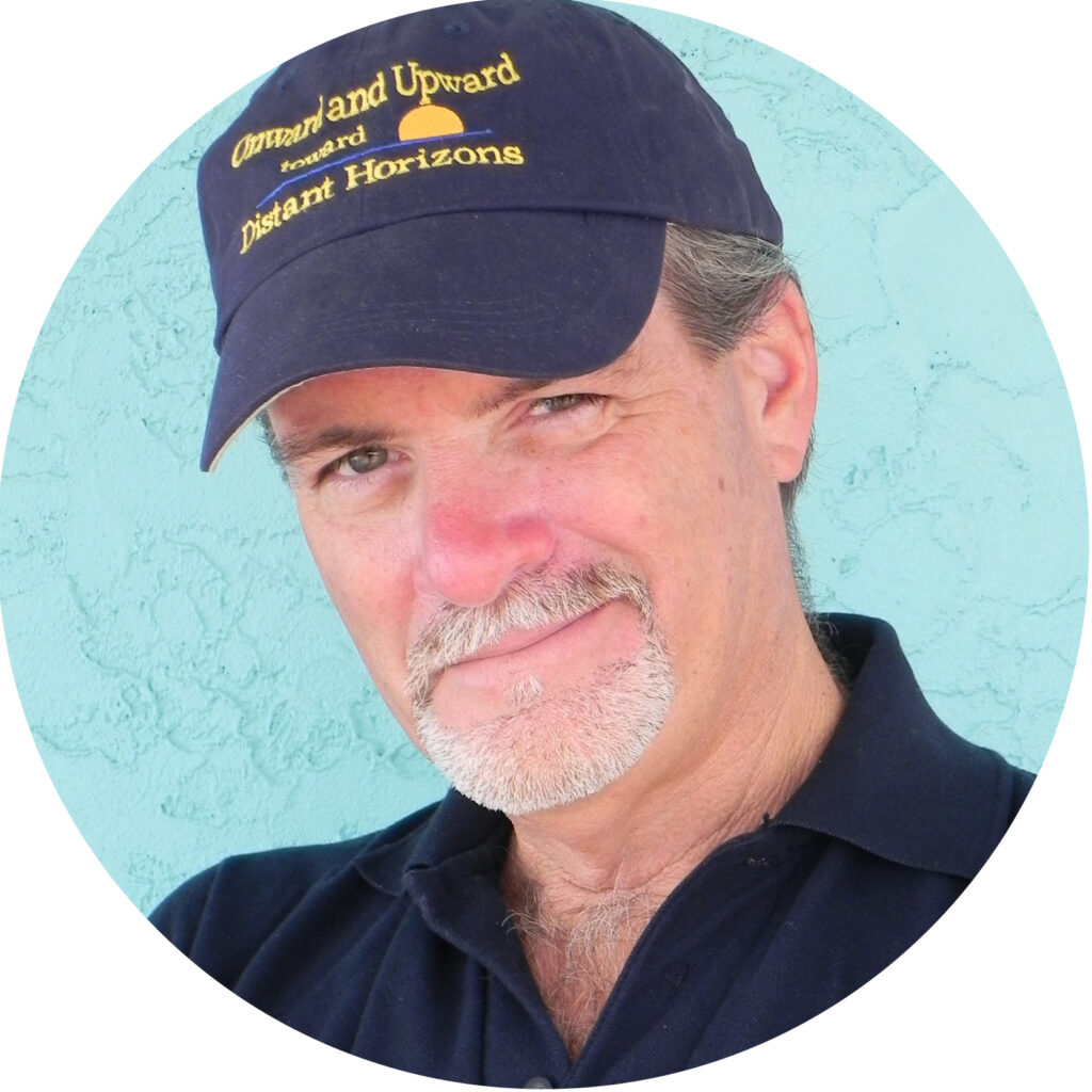 Robert Macomber Headshot
