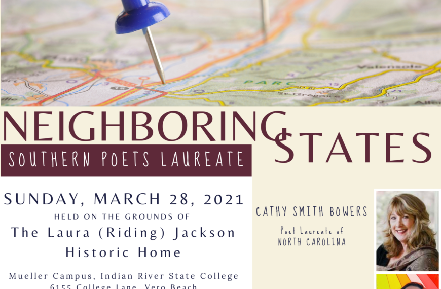 Buy Tickets for our 10th Annual Poetry and BBQ: Neighboring States