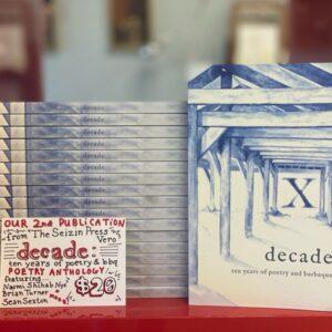 Decade book display