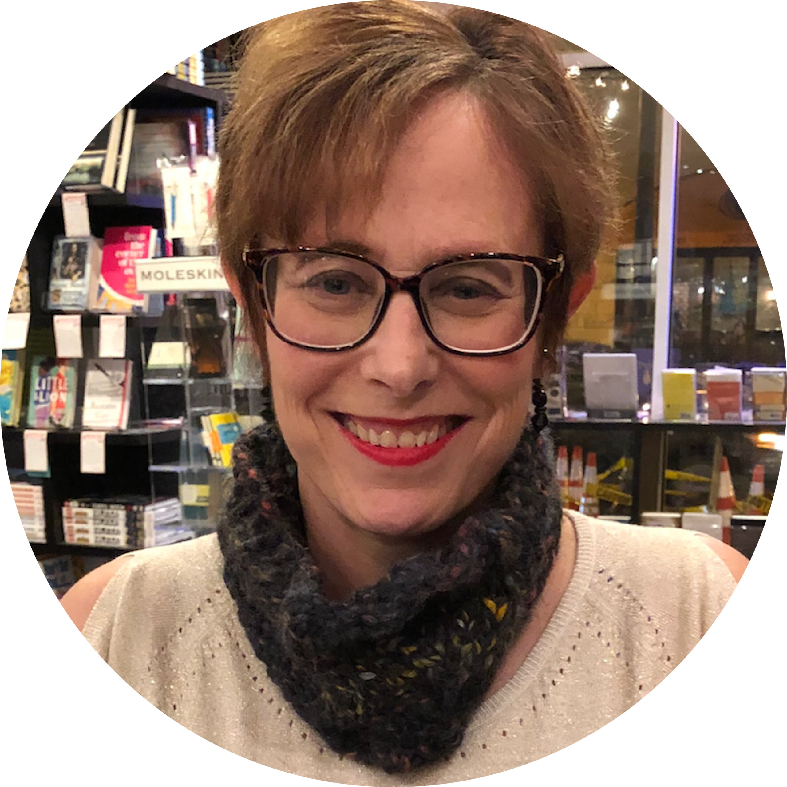 Libby Fischer Hellmann Headshot