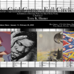 The Grid Comes Full Circle II Flyer