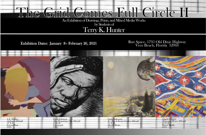 Terry K. Hunter Exhibition and Workshop