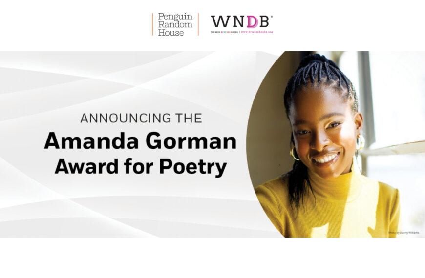 Amanda Gorman Award for Poetry